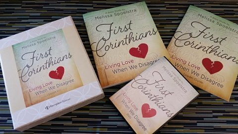 First Corinthians Releases Today!